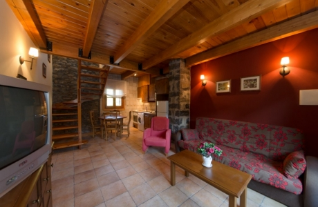 apartamento rural pirineo